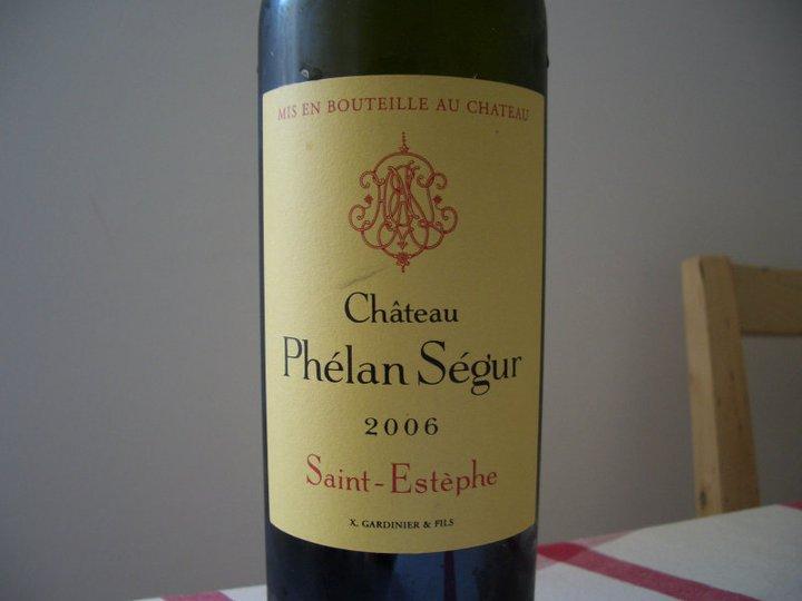 Phélan Ségur 2006