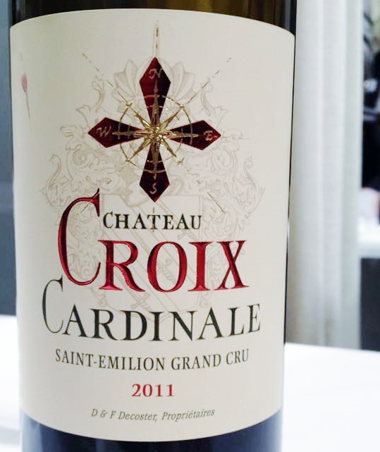 Chateau-Croix-cardinale-2011 | From Grapes to Wine
